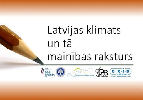 Māris Kļaviņš – Latvijas klimats