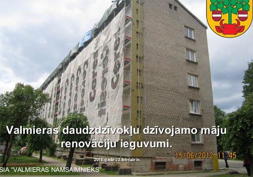 """Kaspars Kalniņš """"Emisiju samazināšanas labās prakses piemēri Valmierā"""""""