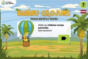 Banānu ceļojums